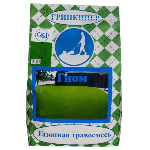 Газонная трава Гном /5кг/Гринкиппер/